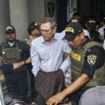 Empresarios detenidos fueron llevados a penal de Ancón I (FOTOS)