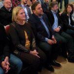 La justicia decidirá el lunes sobre la libertad de exgobernantes catalanes