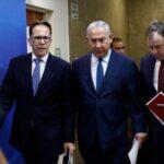 Netanyahu interrogado por séptima vez por casos de corrupción