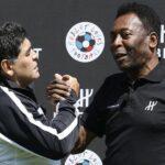 Copa Libertadores y Sudamericana: Rendirán tributo a Pelé y Maradona en sorteo