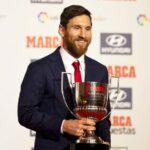 Messi, Iniesta, Aspas y Oblak, entre los mejores de la temporada 2016-17 (VIDEO)