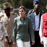 La reina Letizia respalda proyecto para erradicar la ablación en Senegal