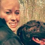 EEUU: Joven fue devorada por sus dos perros cuando los paseaba en un bosque (VIDEO)