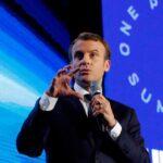 Macron advierte de que se está perdiendo la lucha contra el cambio climático
