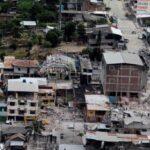 Ecuador: Fuerte sismo sacude provincia epicentro de terremoto en 2016