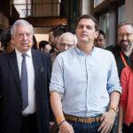 Vargas Llosa apoyará a liberales en la campaña electoral de Cataluña
