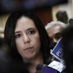 Marisa Glave: Indulto no se puede pactar bajo la mesa