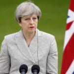 """Theresa May: Solo """"circunstancias excepcionales"""" podrían retrasar el """"brexit"""""""