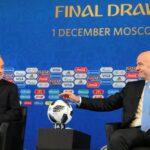 Infantino: El Mundial de Rusia 2018 será el mejor de la historia
