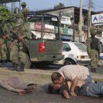 México vive su año más violento en dos décadas con 23,101 asesinatos