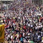 """Palestinos convocan """"día de la ira"""" contra política de EEUU sobre Jerusalén"""