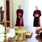 Vaticano: Papa Francisco recibió por quinta vez al presidente Evo Morales (VIDEO)