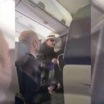 EEUU: Arrestan pasajera que por fumar amenazó con matar a todos en pleno vuelo  (VIDEO)