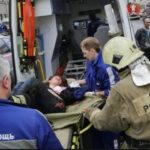 Rusia: Explosión de bomba con clavos y tornillos enmercado deja 10 heridos