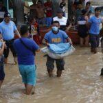 La tormenta tropical Tembin deja más de 200 muertos en el sur de Filipinas