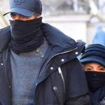 Shakira y Piqué soportan frío polar para recibir Año Nuevo en Manhattan
