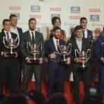 Premios Marca: Messi mejor jugador y máximo goleador temporada 2016-17