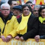 Bélgica: En mitin Puigdemontexige a España respetar derechos ciudadanos (VIDEO)