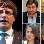Bélgica: Archivan cargos de extradición contra Puigdemont y 4 exconsejeros (VIDEO)