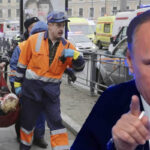 Putin califica de terrorista el atentado en centro comercial de San Petersburgo (VIDEO)