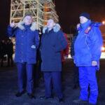 Rusia: Putin inauguró gigantesca planta de gas natural en ártico siberiano (VIDEO)