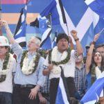 El MAS proclama candidato a Evo Morales para optar a un cuarto mandato