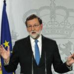 Rajoy admite que deberá hablar con los que formen gobierno en Cataluña