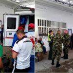 Colombia: Rayo cae en base militar y deja más de60 soldados heridos (VIDEO)
