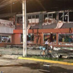 Ecuador: Explosión destroza restaurante en Nochebuena,1 muerto y 2 heridos (VIDEO)
