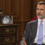 Rey Felipe exhorta afrontar problemas catalanes respetando la pluralidad (VIDEO)