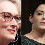 Meryl Streep lamenta que actriz la critique por una protesta feminista