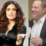 """Salma Hayek denuncia que Harvey Weinstein fue por años su """"monstruo"""" (VIDEO)"""