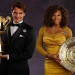 AIPS: Roger Federer y Serena Williams mejores deportistas del año