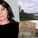 Tras vencer al cáncer actriz Shannen Doherty llegó a Lima por Año Nuevo (VIDEO)