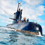 Argentina: Armada investiga nuevos contactos en búsqueda del submarino ARA San Juan