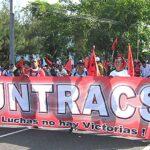 Sindicato panameño protesta contra corrupción que invade poderes del Estado