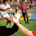Memorias: Telé Santana y Cruyff sellaron hace 25 años el más bello pacto