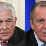 Cancilleres de Rusia y EEUU buscan pasar a negociaciones con Norcorea