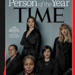 Time: Persona del año para las mujeres que no callaron el acoso sexual