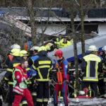 Alemania:Tren de pasajeros se estrella con otro de carga y deja 50 heridos