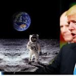 Trump ingresará norma para volver a mandar astronautas a la Luna