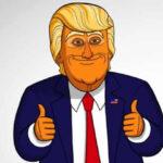 EEUU: Lanzan caricatura del presidente Trump en programa de ácida ironía (VIDEO)