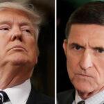 "Trump considera injusto que mentir al FBI""arruine vida""de su ex asesor Flynn"