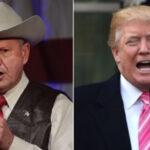 EEUU: Trump apoya abiertamente a candidato Moore acusado de abuso sexual