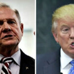 Trump ahora cuestiona a candidato republicano derrotado Moore que apoyó