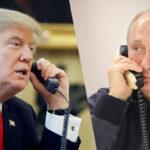 Putin agradeció a Trump por informe de la CIA que evitó ataque terrorista