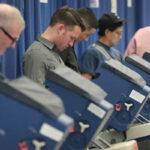 EEUU: Empate entre candidatos al Congreso en Virginia después de 3 recuentos