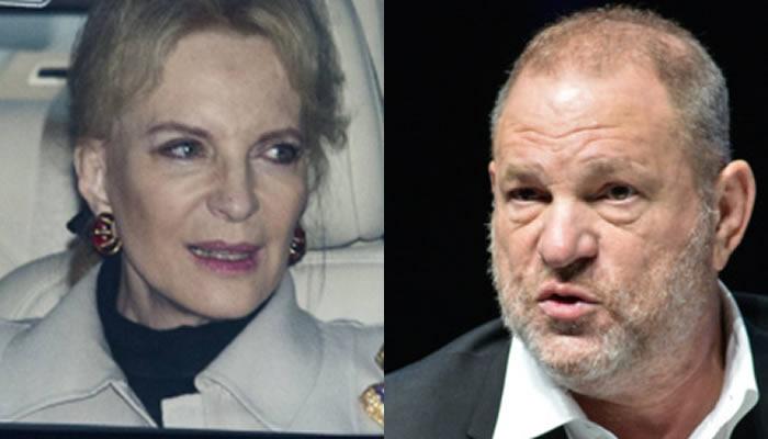 ¿Cuánto recibirá Georgina Chapman tras divorcio de Weinstein?