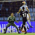 Real Madrid deja servido el título al Barcelona con empate 2-2 ante Celta de Vigo