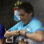 Sporting Cristal: Mario Salas y su comando técnico fue presentado en el Rímac